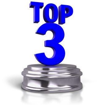 Top_3_pedestal
